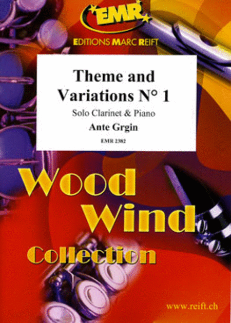 Theme and Variations No. 1