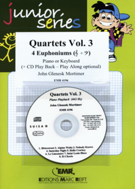 Quartets Volume 3
