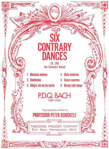 Six Contrary Dances