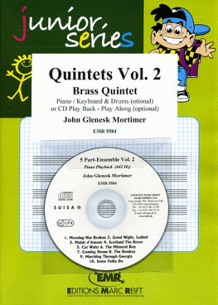 Brass Quintet Volume 2
