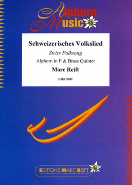 Schweizerisches Volkslied (Alphorn in F)