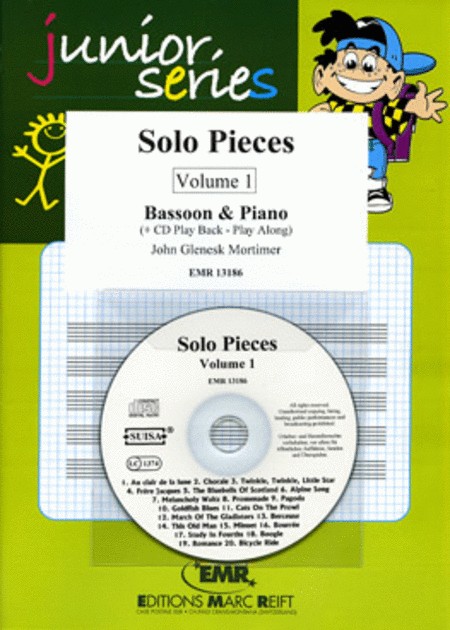 Solo Pieces Volume 1