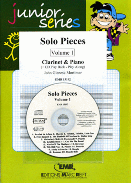 Solo Pieces Volume 1