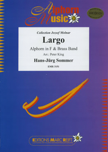 Largo (Alphorn Solo in F)
