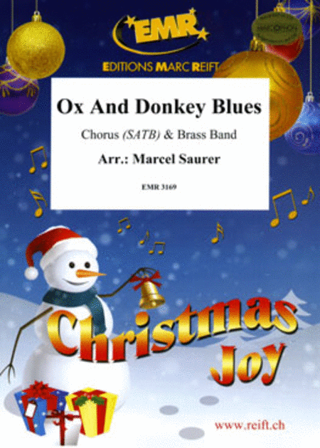Ox And Donkey Blues