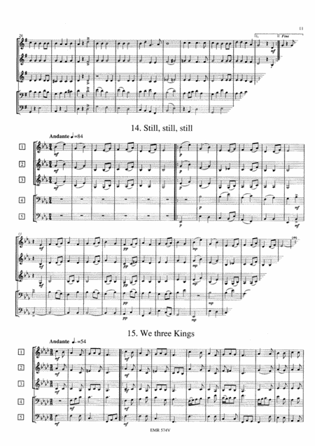 Christmas Joy - 1st C Trumpet
