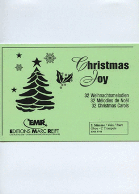 Christmas Joy - 2nd C Trumpet