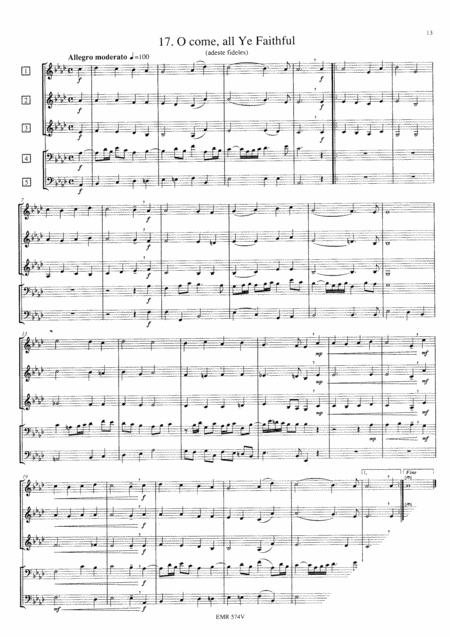 Christmas Joy - Eb Clarinet