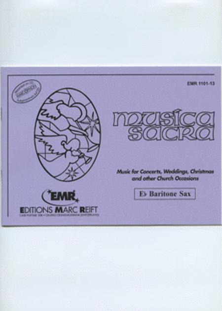 Musica Sacra - Eb Baritone Saxophone