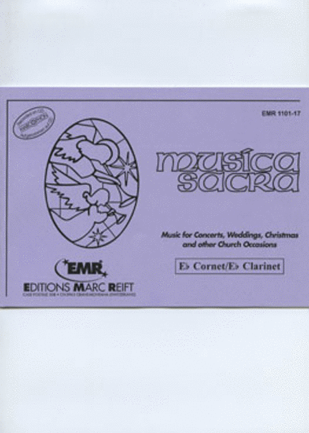 Musica Sacra - Eb Cornet/Eb Clarinet