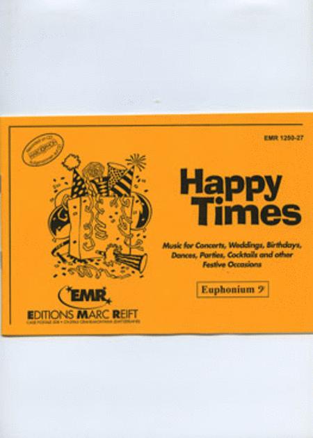 Happy Times - Euphonium BC