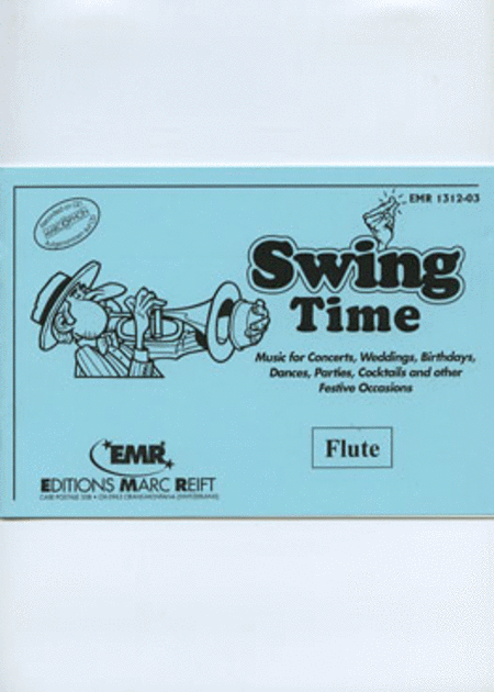 Swing Time - Flute