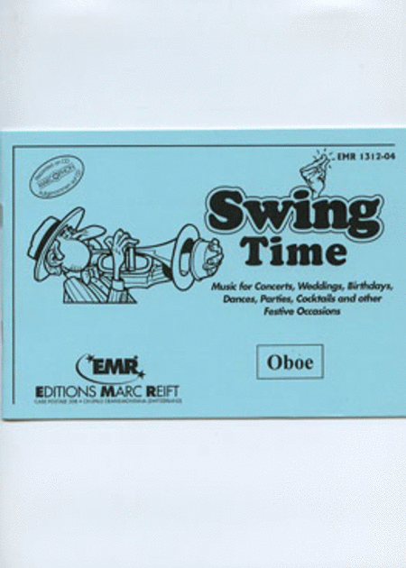 Swing Time - Oboe