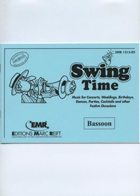 Swing Time - Bassoon