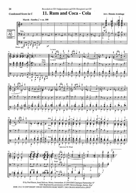 Swing Time - 1st Bb Clarinet/Flugelhorn