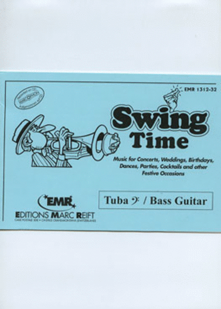 Swing Time - Tuba BC/Bass Guitar