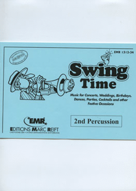 Swing Time - 2nd Percussion