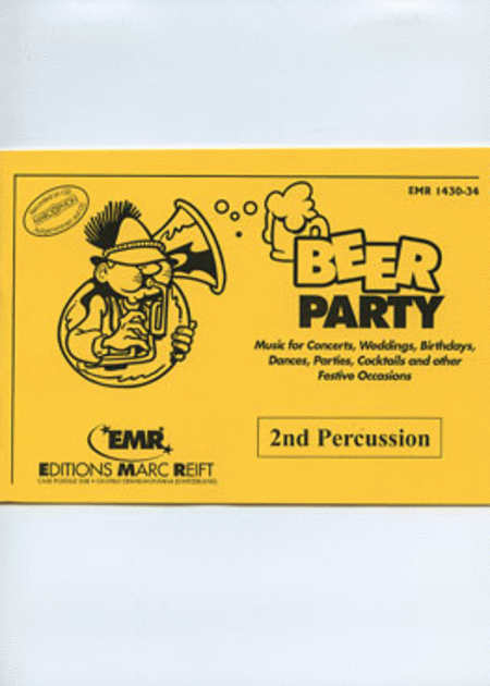 Beer Party - 2nd Percussion