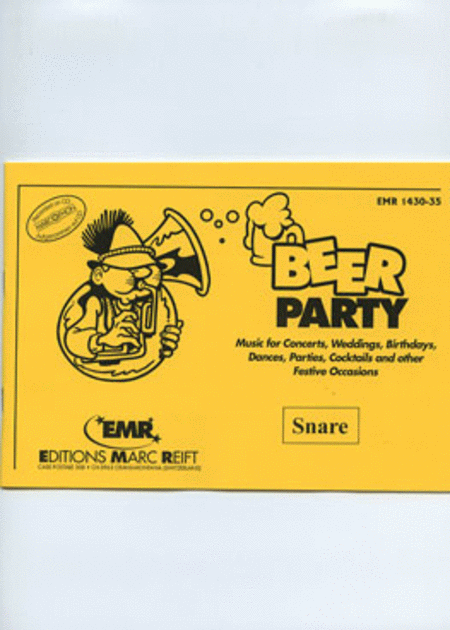 Beer Party - Snare Drum