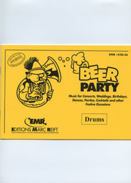 Beer Party - Drums