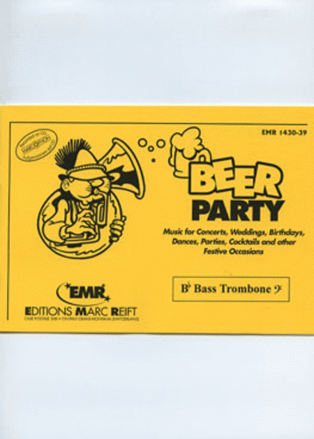 Beer Party - Bb Bass Trombone BC