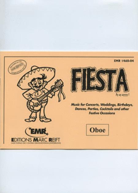 Fiesta - Oboe