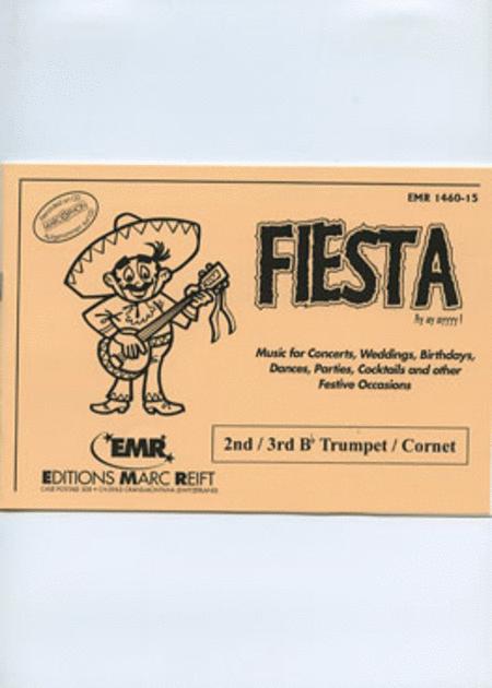 Fiesta - 2nd/3rd Bb Trumpet/Cornet