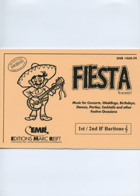 Fiesta - 1st/2nd Bb Baritone TC