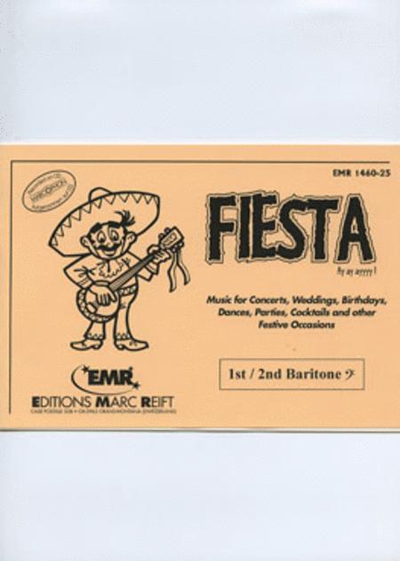 Fiesta - 1st/2nd Baritone BC