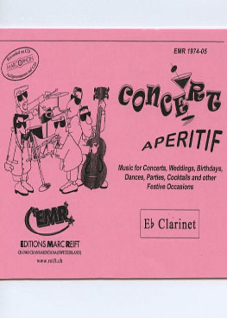 Concert Aperitif - Eb Clarinet