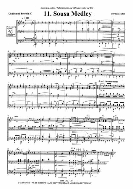 Concert Aperitif - 3rd Bb Trumpet/Cornet