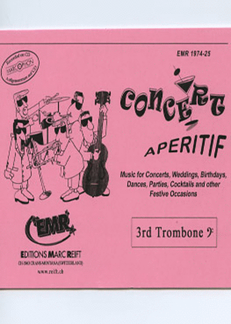 Concert Aperitif - 3rd Trombone