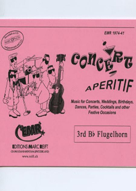 Concert Aperitif - 3rd Flugelhorn