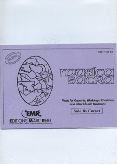 Musica Sacra - Solo Bb Cornet