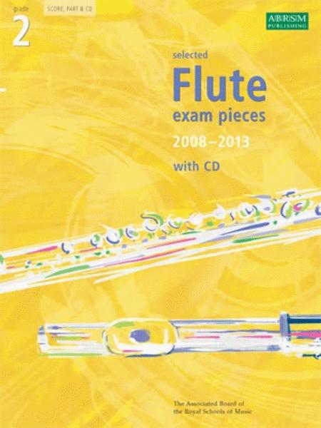 Grade 2 Selected Flute Exam Pieces 2008-2013