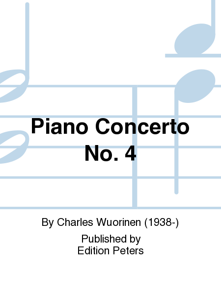 Fourth Piano Concerto