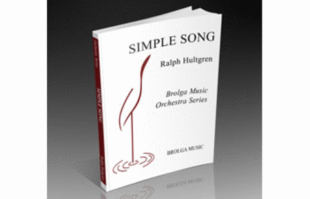 Simple Song (for String Orchestra)