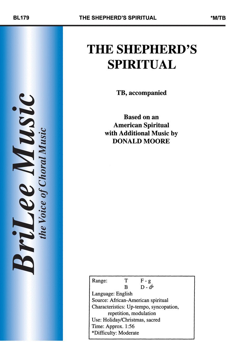 Shepherd's Spiritual
