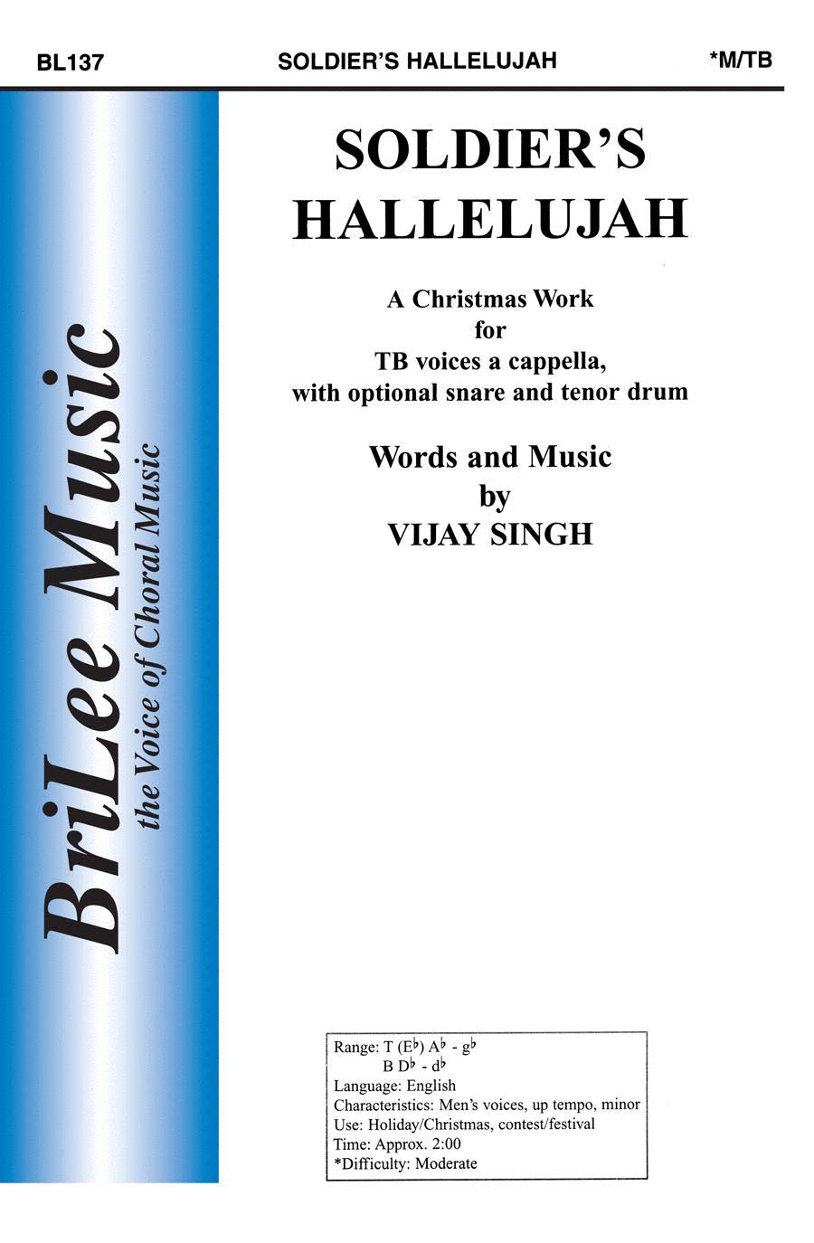Soldier's Hallelujah