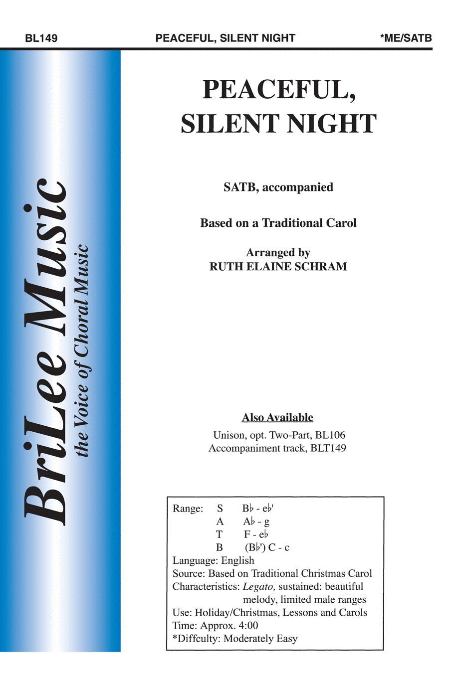 Peaceful, Silent Night