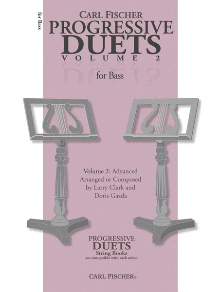 Progressive Duets for Bass, Vol. 2