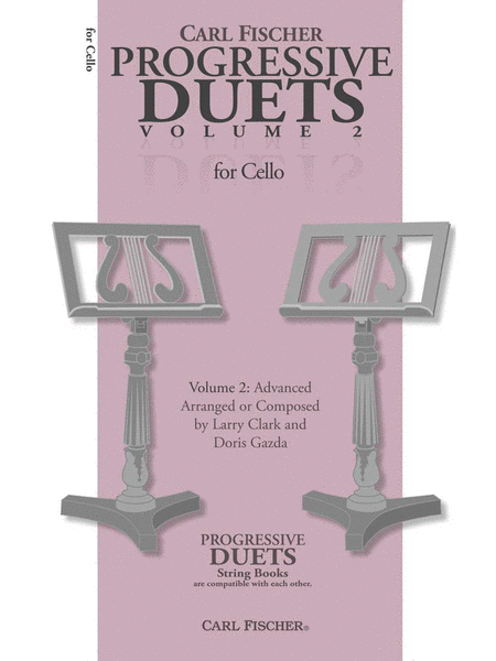 Progressive Duets for Cello, Vol. 2