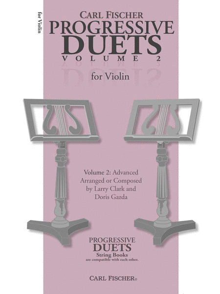 Progressive Duets for Violin, Vol. 2