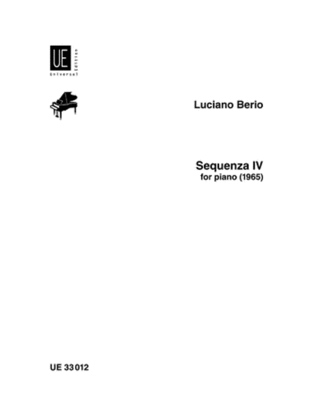 Sequenza IV