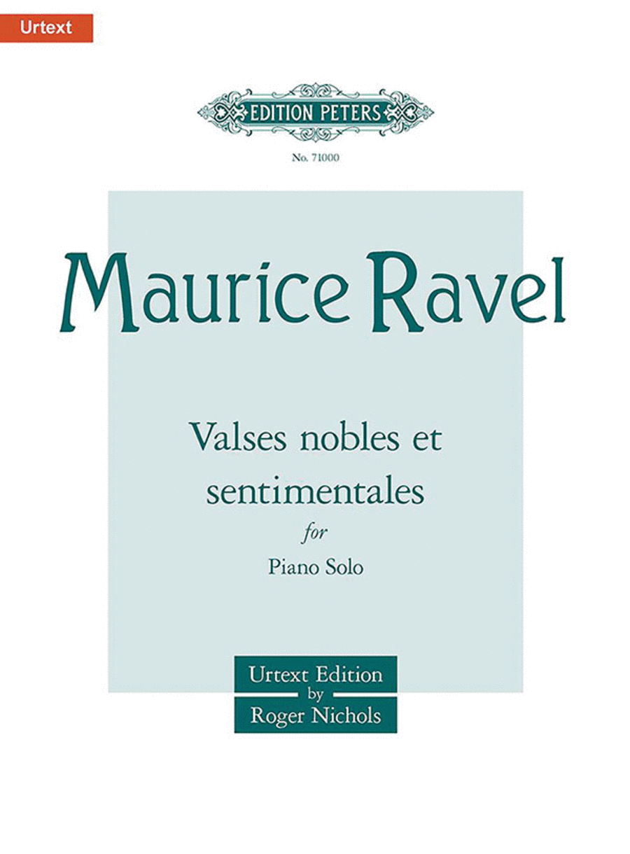 Valse nobles et sentimentales