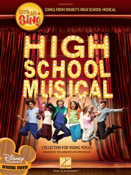 Let's All Sing Songs from Disney's High School Musical
