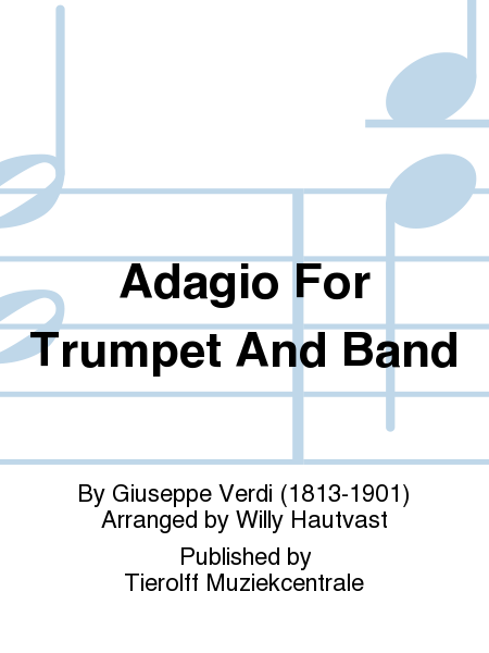 Adagio For Trumpet And Band