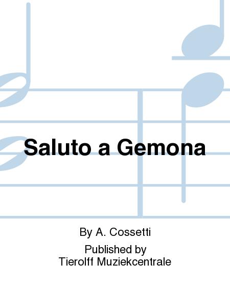 Saluto a Gemona