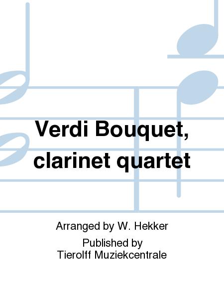 Verdi Bouquet, clarinet quartet