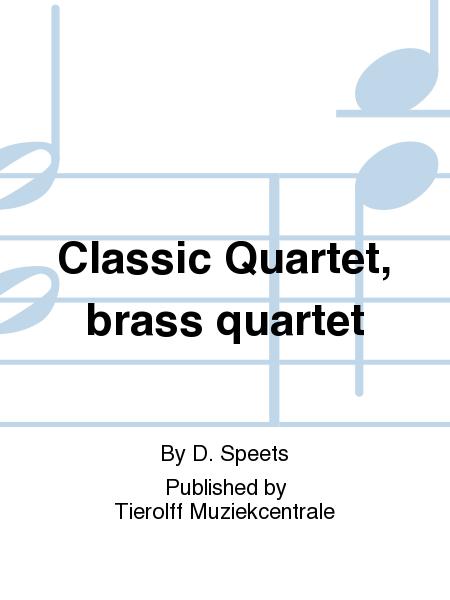 Classic Quartet, brass quartet